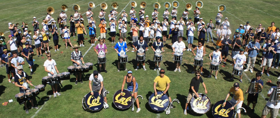 Audition Process – Cal Percussion