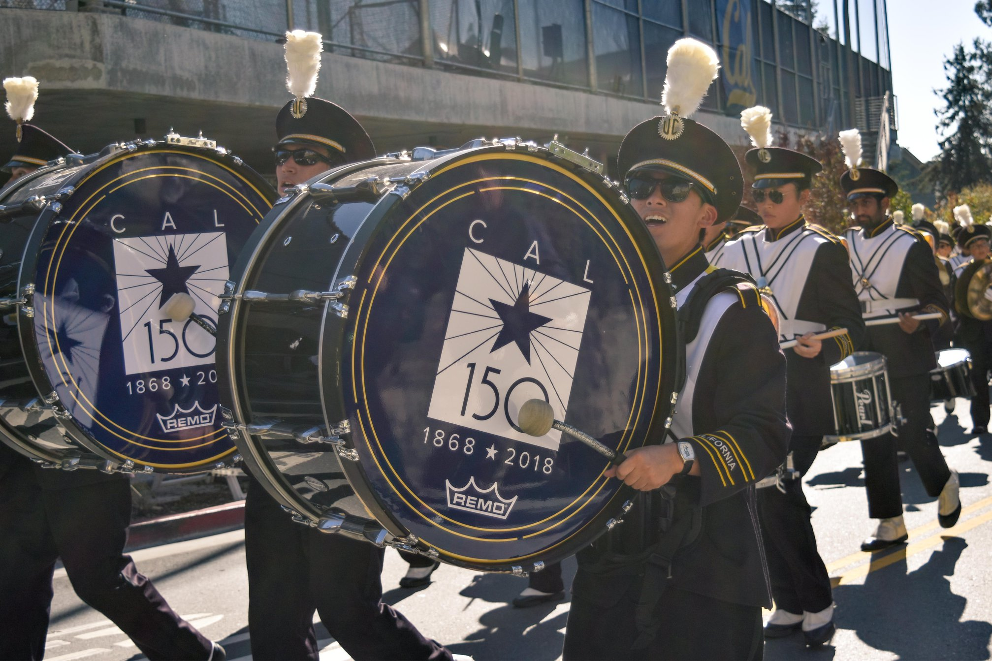 Bass Drum Marchup