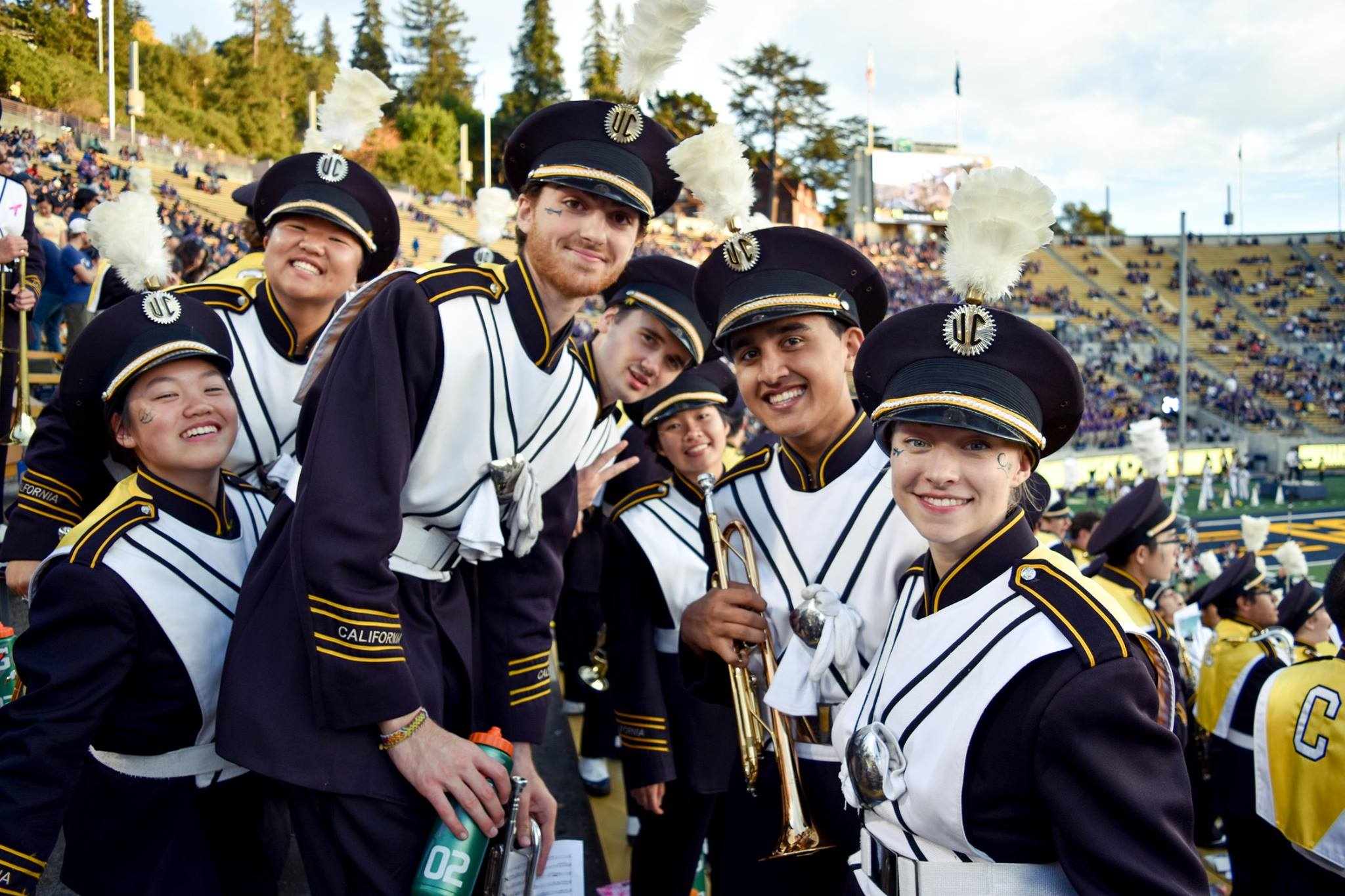 University of California Marching Band – The Pride of California